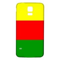 Kurdistan Kurd Kurds Kurdish Flag Samsung Galaxy S5 Back Case (white)