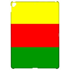 Kurdistan Kurd Kurds Kurdish Flag Apple iPad Pro 12.9   Hardshell Case