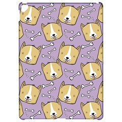 Corgi Pattern Apple iPad Pro 12.9   Hardshell Case