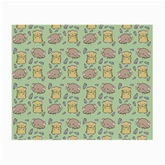 Hamster Pattern Small Glasses Cloth (2 Side)