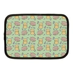 Hamster Pattern Netbook Case (medium)