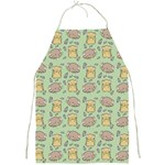 Hamster Pattern Full Print Aprons Front