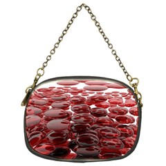 Red Lentils Chain Purses (two Sides)