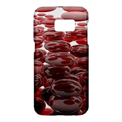 Red Lentils Samsung Galaxy S7 Hardshell Case