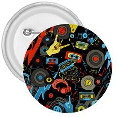 Music Pattern 3  Buttons