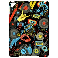 Music Pattern Apple iPad Pro 9.7   Hardshell Case