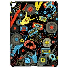 Music Pattern Apple iPad Pro 12.9   Hardshell Case