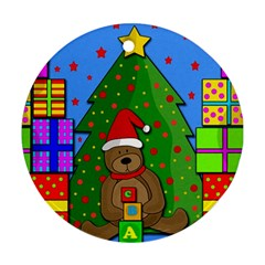 Xmas gifts Ornament (Round)
