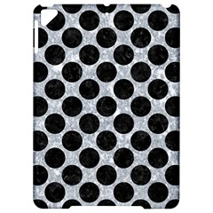 Circles2 Black Marble & Gray Marble (r) Apple Ipad Pro 9 7   Hardshell Case