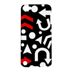 Right Direction   Red Apple Ipod Touch 5 Hardshell Case