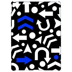 Right direction - blue  Apple iPad Pro 12.9   Hardshell Case