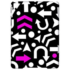 Right direction - magenta Apple iPad Pro 9.7   Hardshell Case