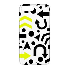 Yellow Right Direction  Apple Iphone 7 Plus Hardshell Case