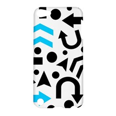 Cyan Right Direction Apple Ipod Touch 5 Hardshell Case