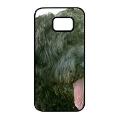 Bouvier Des Flandres Samsung Galaxy S7 edge Black Seamless Case