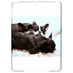 French Bulldog Pile Of Puppies Apple iPad Pro 9.7   Hardshell Case