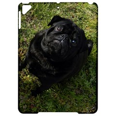 Black Pug Full Apple iPad Pro 9.7   Hardshell Case