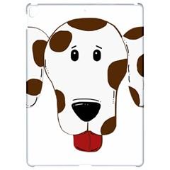 Dalmation 2 Sided Liver Apple iPad Pro 12.9   Hardshell Case