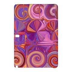 Candy Abstract Pink, Purple, Orange Samsung Galaxy Tab Pro 12.2 Hardshell Case
