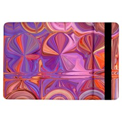 Candy Abstract Pink, Purple, Orange iPad Air Flip