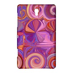 Candy Abstract Pink, Purple, Orange Samsung Galaxy Tab S (8 4 ) Hardshell Case