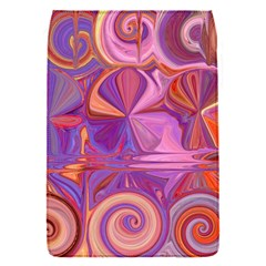 Candy Abstract Pink, Purple, Orange Flap Covers (s)