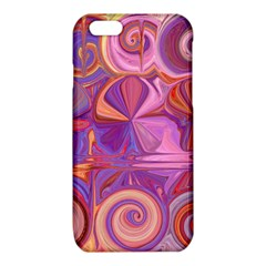 Candy Abstract Pink, Purple, Orange iPhone 6/6S TPU Case