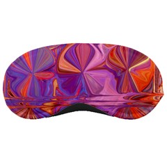 Candy Abstract Pink, Purple, Orange Sleeping Masks