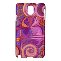 Candy Abstract Pink, Purple, Orange Samsung Galaxy Note 3 N9005 Hardshell Case