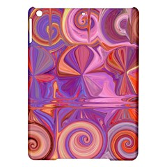 Candy Abstract Pink, Purple, Orange Ipad Air Hardshell Cases