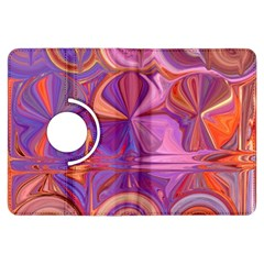 Candy Abstract Pink, Purple, Orange Kindle Fire Hdx Flip 360 Case