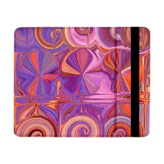 Candy Abstract Pink, Purple, Orange Samsung Galaxy Tab Pro 8.4  Flip Case