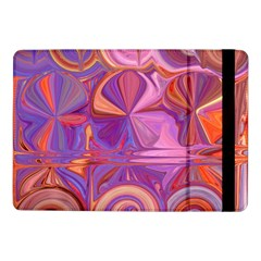 Candy Abstract Pink, Purple, Orange Samsung Galaxy Tab Pro 10 1  Flip Case