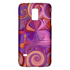 Candy Abstract Pink, Purple, Orange Galaxy S5 Mini