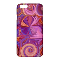Candy Abstract Pink, Purple, Orange Apple iPhone 6 Plus/6S Plus Hardshell Case