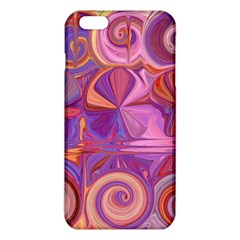 Candy Abstract Pink, Purple, Orange Iphone 6 Plus/6s Plus Tpu Case