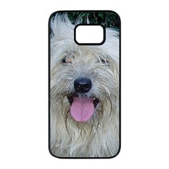 Pyrenean Shepherd Samsung Galaxy S7 edge Black Seamless Case