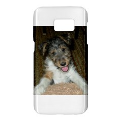 Wire Fox Terrier Cute Pup Samsung Galaxy S7 Hardshell Case