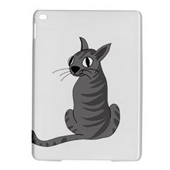 Gray Cat Ipad Air 2 Hardshell Cases