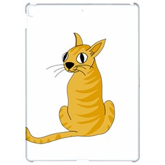 Yellow cat Apple iPad Pro 12.9   Hardshell Case