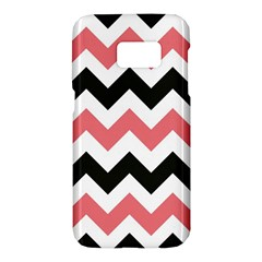 Chevron Crazy On Pinterest Blue Color Samsung Galaxy S7 Hardshell Case