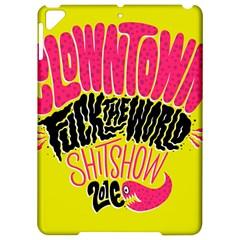 Clowntown Apple Ipad Pro 9 7   Hardshell Case