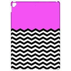 Colorblock Chevron Pattern Jpeg Apple Ipad Pro 12 9   Hardshell Case