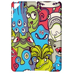 Colourful Monster Flooring Apple Ipad Pro 9 7   Hardshell Case