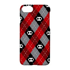 Cute Scull Apple Iphone 7 Hardshell Case