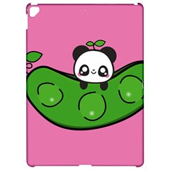 Edamame Panda Pink Cute Animals Apple Ipad Pro 12 9   Hardshell Case