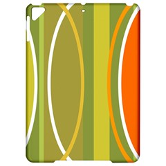 Graphic Elements Large Landscape Apple Ipad Pro 9 7   Hardshell Case