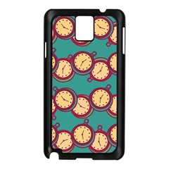 Timing Smart Time Samsung Galaxy Note 3 N9005 Case (black)