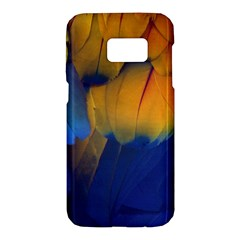 Parrots Feathers Samsung Galaxy S7 Hardshell Case