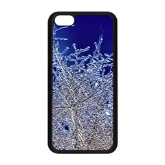 Crystalline Branches Apple Iphone 5c Seamless Case (black)
